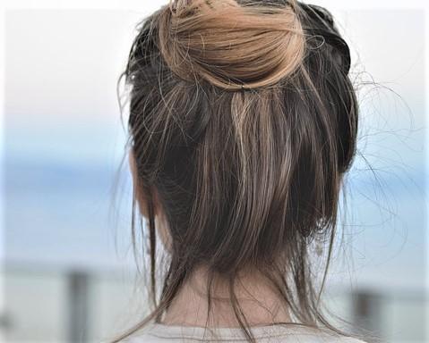 首の後ろの臭い予防