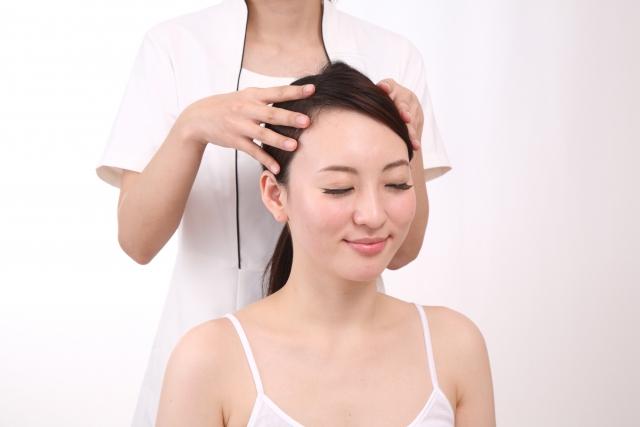 頭皮の臭い対策⑤ヘッドスパ