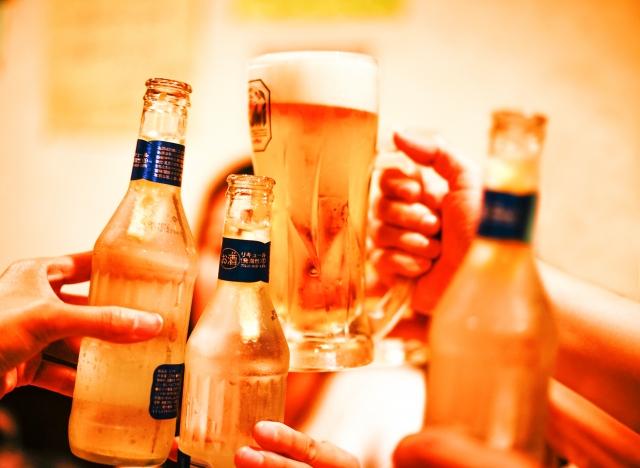 酸っぱい体臭の原因④飲酒