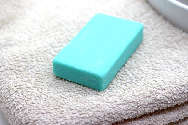 足の臭い対策①消臭石鹸