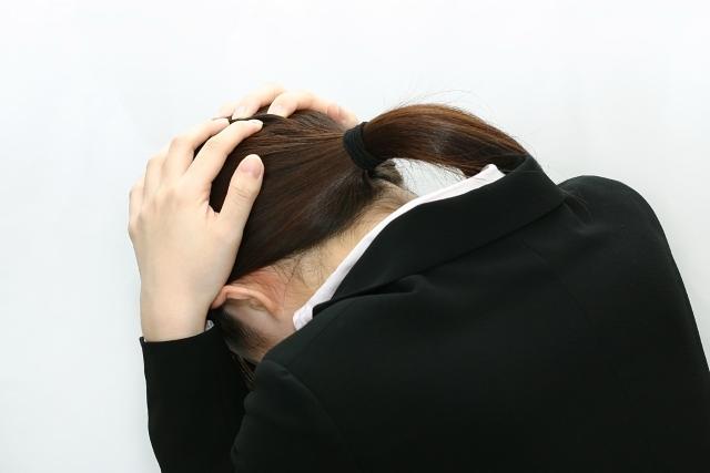 生臭い息につながる歯周病の原因③ストレス